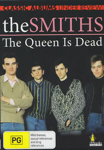 Details about THE SMITHS The Queen Is Dead Classic Albums Under Review DVD  BRAND NEW NTSC ALL