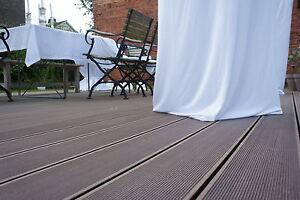 Wpc Terrassendielen 25 Qm Komplett Bausatz Diele Dielen Holz