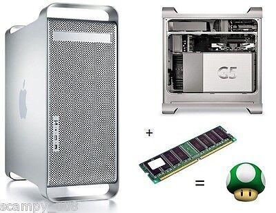 1GB Ram Memory Upgrade Apple PowerMac (Power Mac) G5 DDR1 PC3200 400Mhz