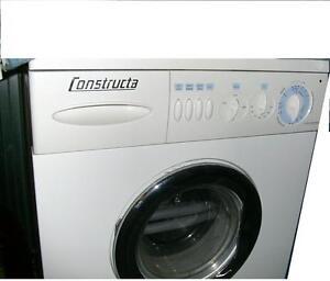 Constructa Viva 1000 S Chroma Waschmaschine Frontlader 4,5 kg 1000 U ...