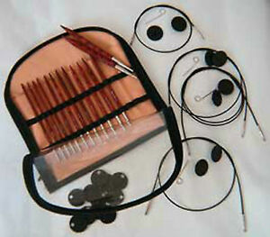 Knitter-039-s-Pride-CUBICS-Symfonie-Rose-Deluxe-Interchangeable-Needle-Set