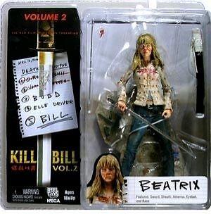 NECA   Kill Bill VOL 2   Beatrix Kiddo