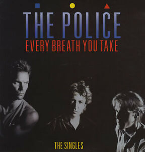 THE-POLICE-Every-Breath-You-Take-Singles-1986-LP-INNER-EXCELLENT-CONDITION