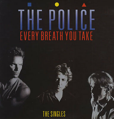 THE POLICE Every Breath You Take Singles 1986 LP + INNER EXCELLENT CONDITION