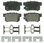 Wagner ZD536 Rr Ceramic Brake Pads