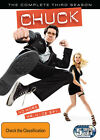 Chuck : Season 3 (DVD, 2011, 5-Disc Set)