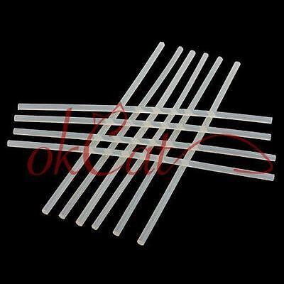 5 x Translucence Hot Melt Glue Adhesive Stick 28mm 7mm