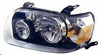 Ford Escape 05-07 Left Lh Driver Side Headlight Headlamp Lens & Housing