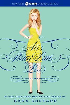 Ali's Pretty Little Lies by Sara Shepard (2013, Paperback)