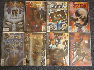 DC-VERTIGO-Comics-FULL-8-part-series-SCARAH-1993-BRAND-NEW-MINT-CONDITION