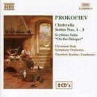 Sergey Prokofiev - Prokofiev: Cinderella Suites Nos. 1-3; Scythian Suite; On the Dnieper (1995)