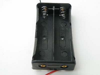18650 Battery Holders: 1,2,3 & 4 Batteries. Serial & Parallel Options. UK Stock.