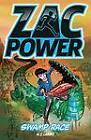 Zac Power - Swamp Race by H. I. Larry (Paperback, 2013)