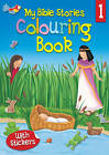 My Bible Stories Colouring Book 1 by Juliet David (Paperback, 2013)
