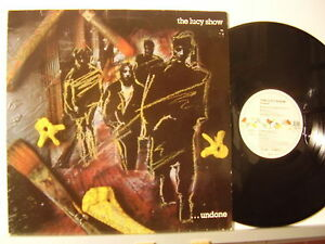 THE-LUCY-SHOW-disco-LP-33-giri-UNDONE-made-in-GERMANY-1985-stampa-TEDESCA