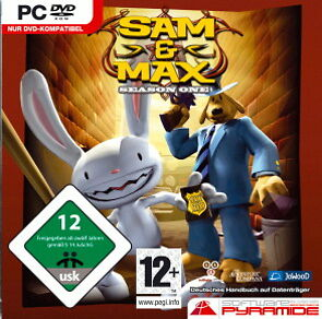 Sam & Max   Season One (PC-DVD)  1    Neuware