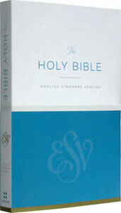 ESV The Holy Bible, Crossway, Very Good Book