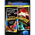 Midnite Movies Double Feature - The Return of Dracula/The Vampire (DVD, 2007, 2-Disc Set)