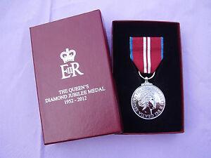 BRITISH-ARMY-SAS-RAF-RM-SBS-POLICE-HM-Queens-Diamond-Jubilee-2012-Medal-Boxed