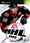 NHL 2003 (Microsoft Xbox, 2002, DVD-Box)