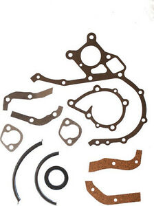 Engine-Timing-Cover-Gasket-Kit-Fits-Datsun-1200-210-310-B210-F10-TS11490