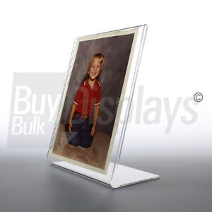 image is loading 12 8x10 acrylic photo frames picture frames sign