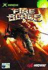 Fireblade (Microsoft Xbox, 2003, DVD-Box)