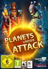 Planets Under Attack (PC/Mac, 2012, DVD-Box)