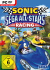 Sonic & Sega All-Stars Racing (PC, 2010, DVD-Box)