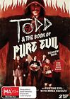 Todd And The Book Of Pure Evil : Season 2 (DVD, 2012, 2-Disc Set)