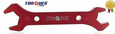 AN -8  AN8/ AN -6 AN6 Double Ended Wrench Spanner Red