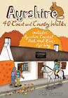Ayrshire: 40 Coast and Country Walks by Phil Turner (Paperback, 2014)
