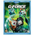 G-Force (Blu-ray/DVD, 2009, 3-Disc Set, Includes Digital Copy)