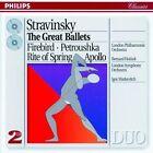 Igor Stravinsky - : The Great Ballets (1993)