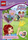 LEGO Friends: A Treat for Goldie Activity Book with Mini-set by Penguin Books Ltd (Paperback, 2013)