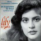 Mario Castelnuovo-Tedesco - : 24 Caprichos de Goya (1996)
