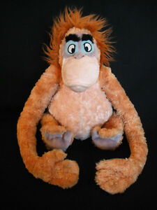 THE-DISNEY-STORE-EXCLUSIVE-KING-LOUIS-THE-JUNGLE-BOOK-SOFT-PLUSH-TOY-RARE