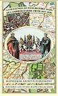 A Collection of Four Historic Maps of Cambridgeshire from 1611-1836 by Mapseeker Publishing Ltd. (Sheet map, folded, 2013)