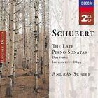 Franz Schubert - Schubert: The Late Piano Sonatas, D. 958-960 (2003)