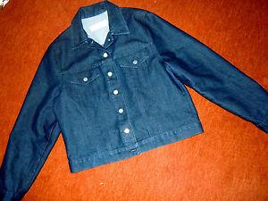 Neue-Jeansjacke-EAGLE-No-7-BASIC-WEAR-dunkles-Jeansblau-Gr-XXL
