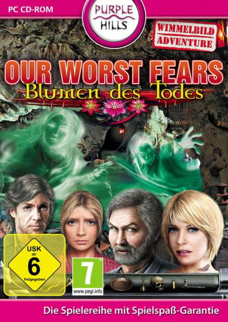 Our Worst Fears - Die Blumen des Todes (PC, 2011, DVD-Box)