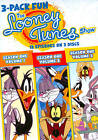 The Looney Tunes Show: Season One, Vols. 1-3 (DVD, 2012, 3-Disc Set)
