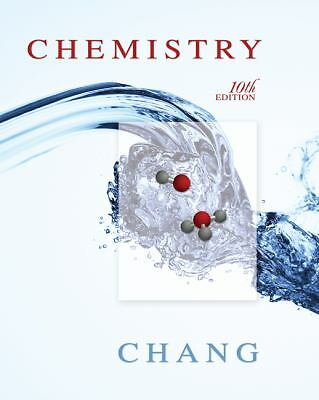 Chemistry By Raymond Chang 2009 Hardcover