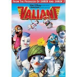 Valiant (DVD, 2005)