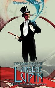 Many-Faces-of-Arsene-Lupin-Paperback-by-Leblanc-Maurice-Lofficier-Jean-Ma