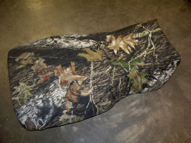NEW POLARIS CAMO MOSSY OAK SEAT COVER SPORTSMAN 2014 UP 400 450 500 600 700 800