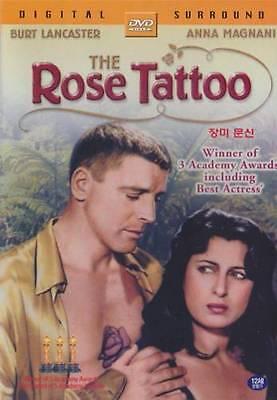 The Rose Tattoo (1955) New Sealed DVD Burt Lancaster