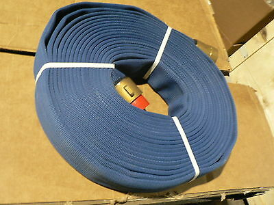 SNAP-TITE HOSE 14DP6D-1.5IN X 50FT LG W/BRSCPL FIRE HOSE 900 PSI