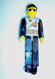 Lego-Technic-Minifig-Figure-Race-Car-Driver-Number-2706