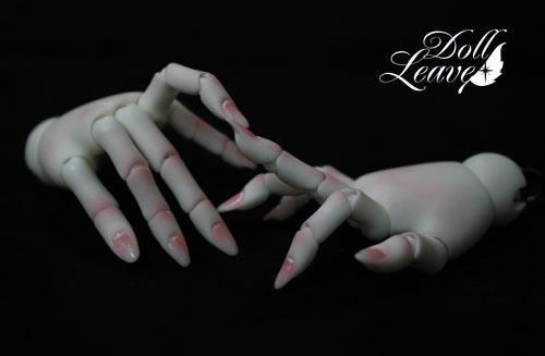 58CM female jointed hands Doll Leaves 1/3 size SUPERDOLLFIE bjd